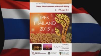 The Upcoming IPES 2015 Summer Meeting Will Be Held In PATTAYA BEACH (BANGKOK), THAILAND